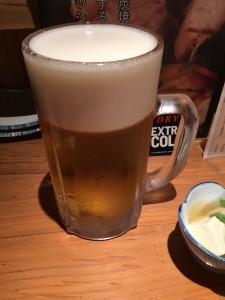 フィッシュ有 ビール