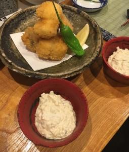 白身魚のフライタルタル